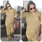 Airport Diaries: Vidya Balan heads to Hyderabad for NTR biopic shoot