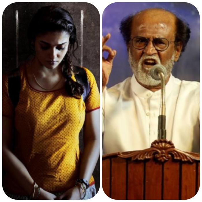 Here's what Rajinikanth did after watching Nayanthara's Kolamaavu Kokila