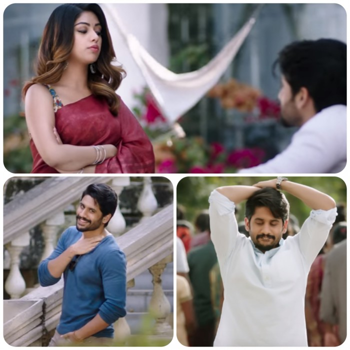 Here's how Samantha reacts to Naga Chaitanya-Anu Emmanuel starrer Shailaja Reddy Alludu teaser