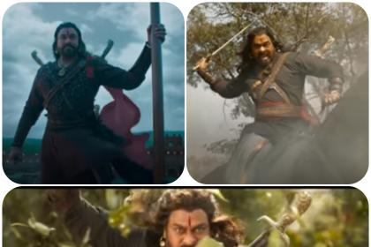 Sye Raa Narasimha Reddy teaser out: Megastar Chiranjeevi roars out loud and that will give you goosebumps