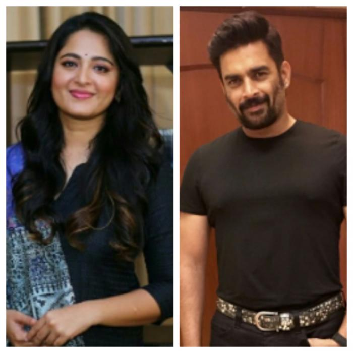 R Madhavan and Anushka Shetty to team up for a silent thriller?