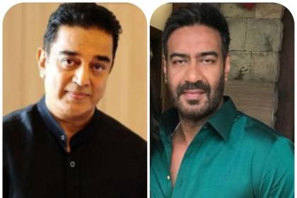 Is Ajay Devgn a part of Indian 2? Kamal Haasan speaks up