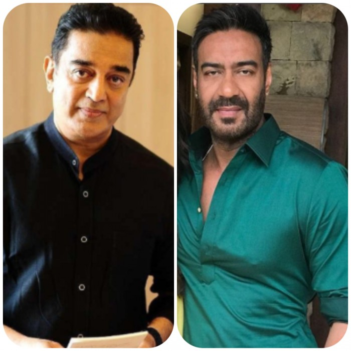 Is Ajay Devgn a part of Indian 2? Kamal Haasan speaks up