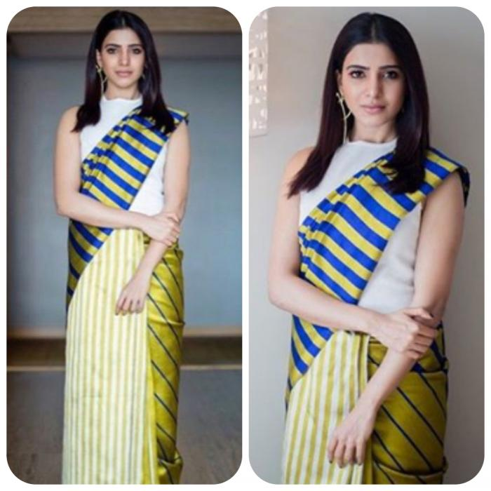 Yay or Nay: Samantha Akkineni in Payal Khandwala