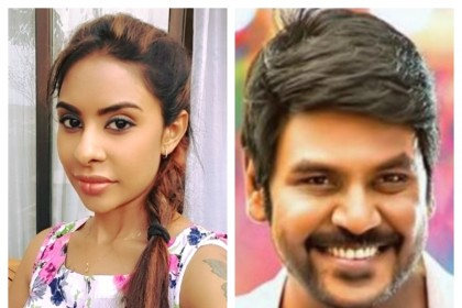 Watch: Sri Reddy takes up Raghava Lawrence's public audition challenge