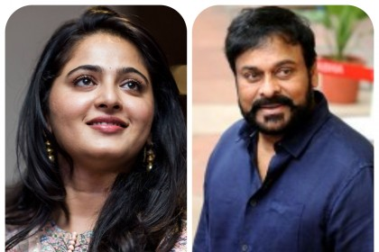 Anushka Shetty to pair opposite Chiranjeevi for Koratala Siva's next?