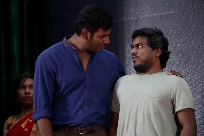 Yuvan Shankar Raja compares Sundar C with Virat Kohli