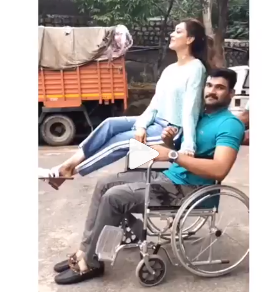 Watch: Kajal Aggarwal's Kiki challenge version is unmissable
