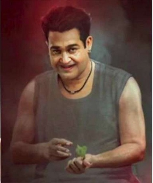 Mohanlal transforms into an animal for Odiyan