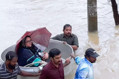 Kerala floods rescue: Actor Prithviraj's mother Mallika Sukumaran reacts on being trolled over her viral photo