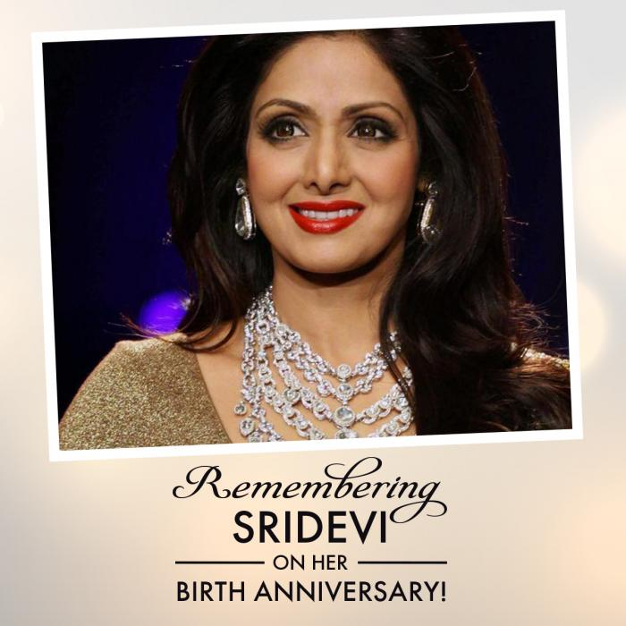 Sridevi's birthday anniversary:10 lesser known facts about the legendary actress that will leave you amazed