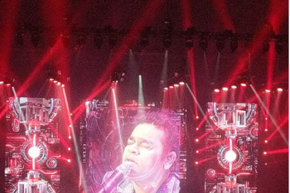 Watch: AR Rahman sings Don't Worry Kerala at a live concert in California and it's winning our hearts