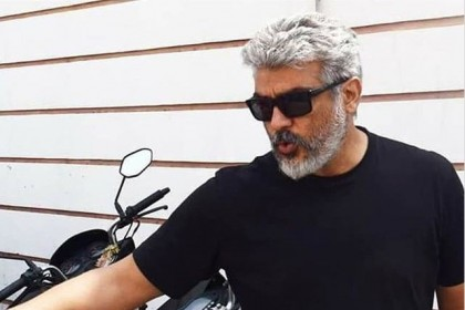 Viswasam diaries: Thala Ajith's stylish photo is going viral