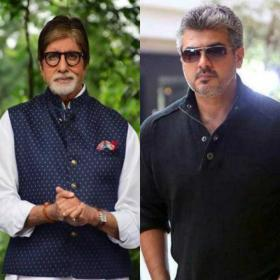 Ajith to step into Amitabh Bachchan's shoes in Pink Tamil remake?