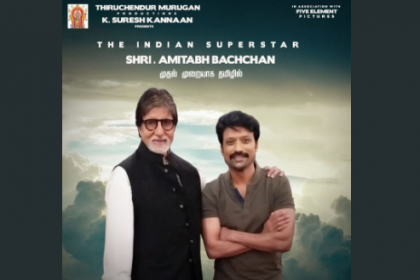 Amitabh Bachchan all set for Tamil debut with SJ Suryah in Uyarndha Manidhan