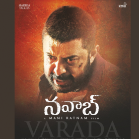 Aravind Swami's intense look as Varadan from Chekka Chivantha Vaanam out