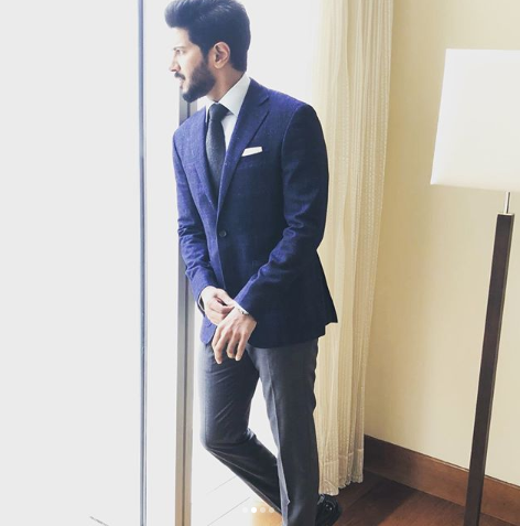 Dulquer Salmaan leaves us stunned in his uber suave look