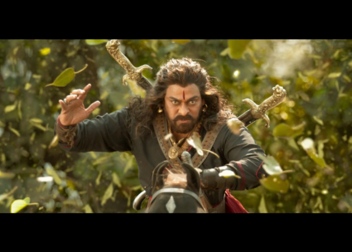 Sye Raa Narasimha Reddy teaser out: Here's how twitterati reacted to Chiranjeevi's powerful act
