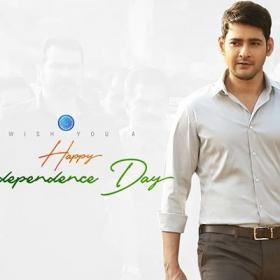 Mohanlal, Dulquer Salmaan, Mahesh Babu, Hansika Motwani and other celebs wish fans on 72nd Independence Day