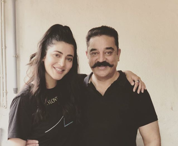 EXCLUSIVE: Kamal Haasan REVEALS that Shruti and Akshara did not like his decision to quit acting for politics