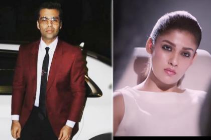 Karan Johar all praise for Nayanthara's Kolamaavu Kokila
