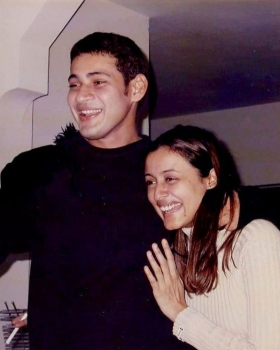 Mahesh Babu's Friendship Day post for wife Namrata is winning our hearts