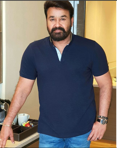 Mohanlal falls into legal trouble over a misleading advertisement