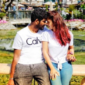 Vignesh Shivan and Nayanthara's THIS adorable picture is setting envious couple goals