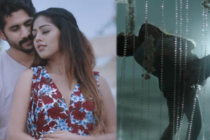 Egiregire song from Shailaja Reddy Alludu witnesses sizzling chemistry between Naga Chaitanya and Anu Emmanuel