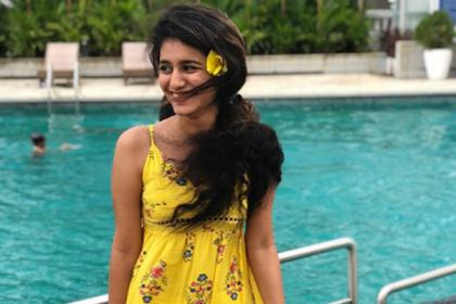 Malayalam sensation Priya Prakash Varrier on Kerala floods donation: This is not done for publicity