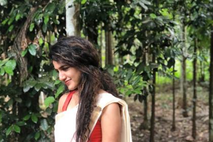Priya Prakash Varrier takes the Internet by storm yet again with her desi look
