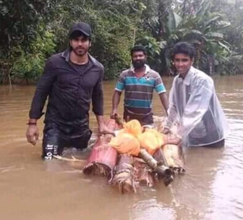 This Malayalam actor postponed his wedding for flood relief works