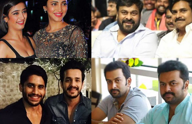 Raksha Bandhan 2018: Famous siblings who are ruling South Indian Film industry