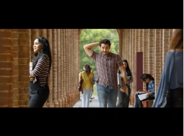 Watch: Mahesh Babu's charming appearance in Maharshi teaser will sweep you off your feet