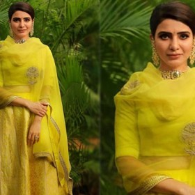 Yay or Nay: Samantha Akkineni in Raw Mango