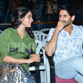 Samantha Akkineni just can't stop gushing about Naga Chaitanya and this cute picture is a proof
