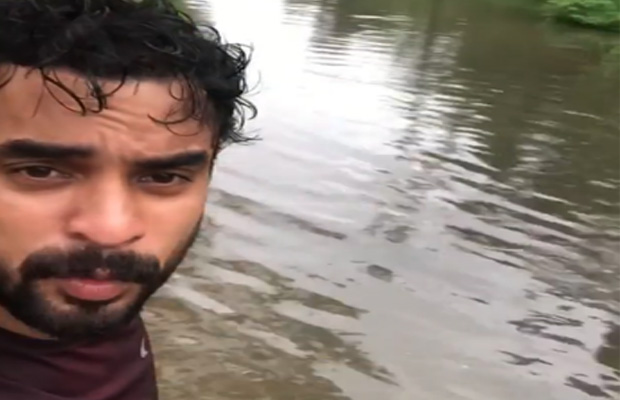 Kerala floods: Tovino Thomas extends his support towards Kerala Relief Fund