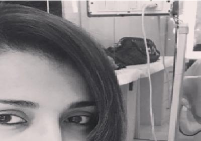 Is this Trisha's new look for Rajinikanth's next?