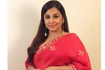 Vidya Balan on doing NTR biopic: It is really a unique experience for me