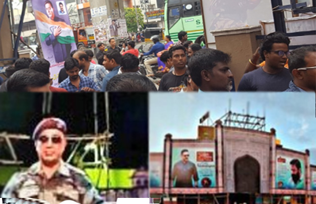 Vishwaroopam 2 mania: Kamal Haasan fans celebrate the film's release and it's all-out madness