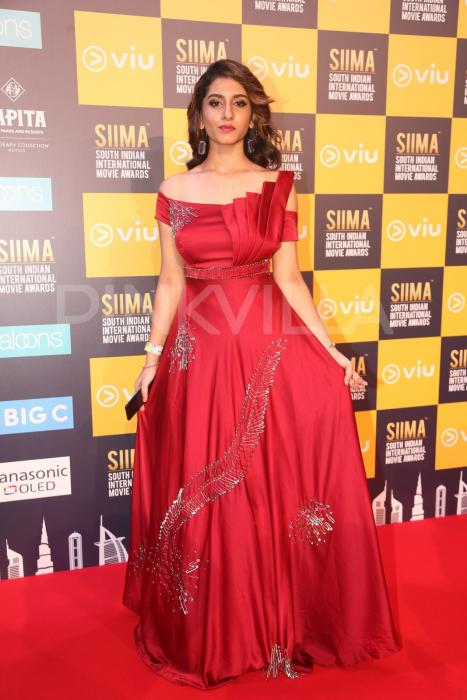 SIIMA Awards 2018: Hansika Motwani, Keerthy Suresh, Aditi Rao Hydari and others grace the red carpet