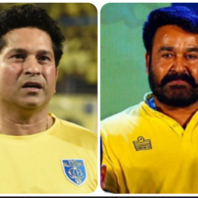 ISL Season 5: Mohanlal replaces Sachin Tendulkar as the goodwill ambassador of Kerala Blasters