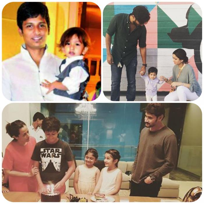 Dulquer Salmaan's daughter Maryam, Allu Arjun's daughter Arha;South Indian celebs and their adorable star kids
