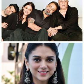 Aditi Rao Hydari on Mahesh Bhatt's Sadak 2: It's going to be epic just like you