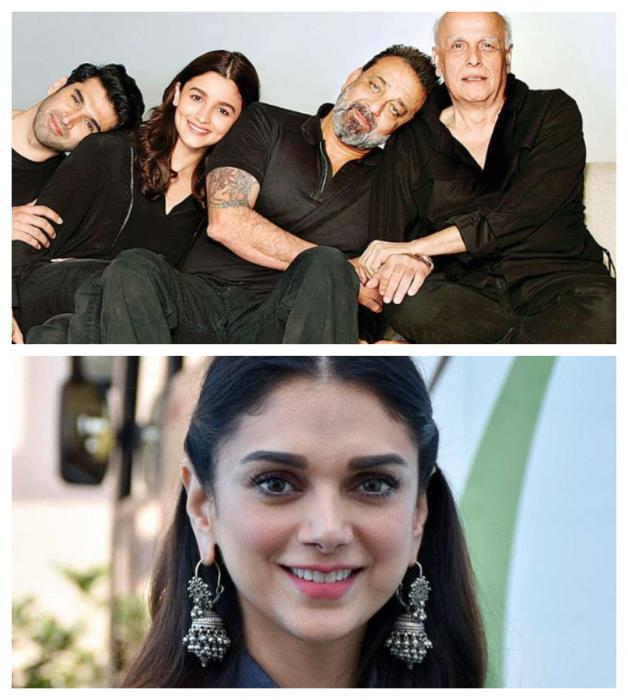 Aditi Rao Hydari on Mahesh Bhatt's Sadak 2: It's going to be epic just like you