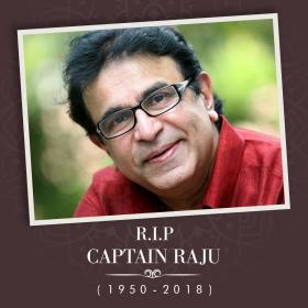 Mammootty on Captain Raju: His demise is a great loss to his family and the film industry