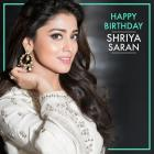 Happy Birthday Shriya Saran: Elegant to bold, holiday pictures of the actress that prove she is full of life