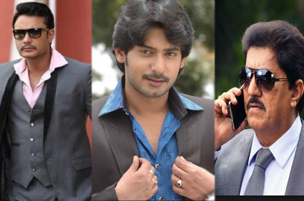 Kannada actors Darshan, Devaraj and Prajwal severely injured in a car accident