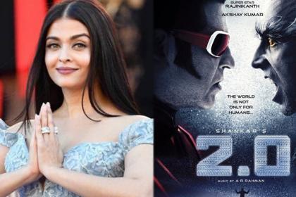 2.0: Aishwarya Rai Bachchan to have a cameo in Akshay Kumar and Rajinikanth starrer?