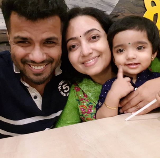 Violinist Balabhaskar's daughter killed in car accident, wife injured